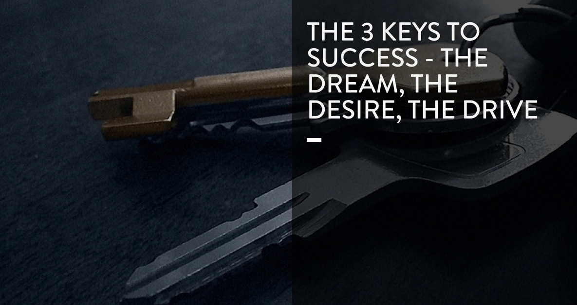 The 3 Keys To Writing Success: How Authors Turn Ideas to Reality