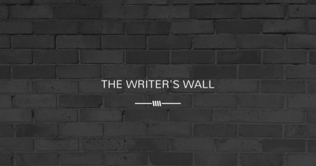The Writer's Wall