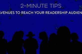 5 Avenues to Reach Your Readership Audience