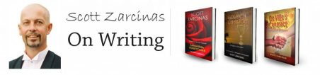 Scott Zarcinas On Writing